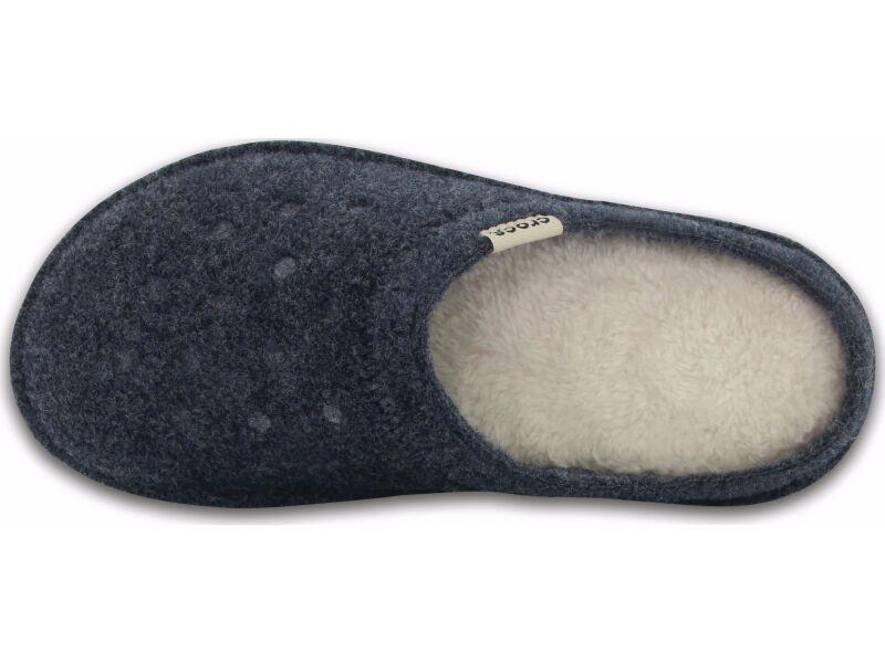 Crocs™ Classic Slipper Nautical Navy/Oatmeal