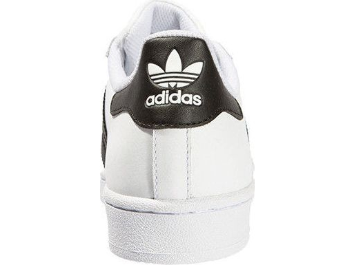 ADIDAS Superstar J White/Black