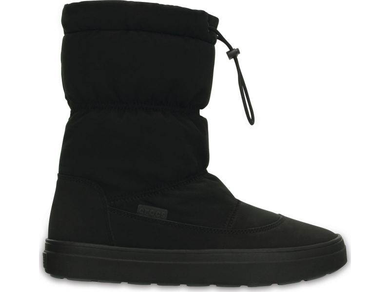 Crocs™ Lodgepoint Pull-On Boot Black