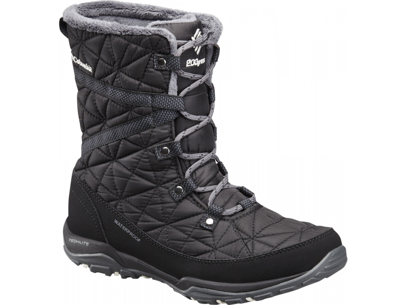 COLUMBIA Loveland Mid Omni-Heat Black/Sea Salt