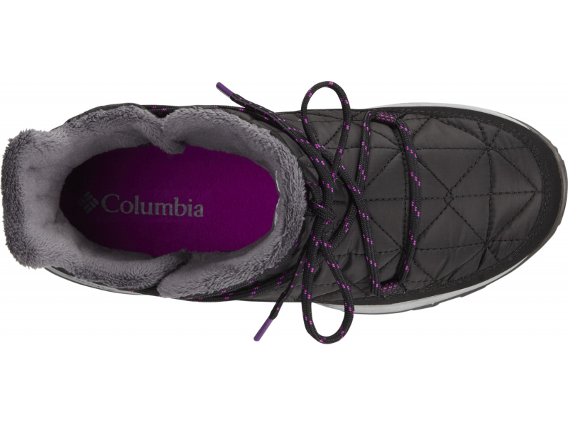 COLUMBIA Loveland Shorty Omni-Heat Black/Bright Plum