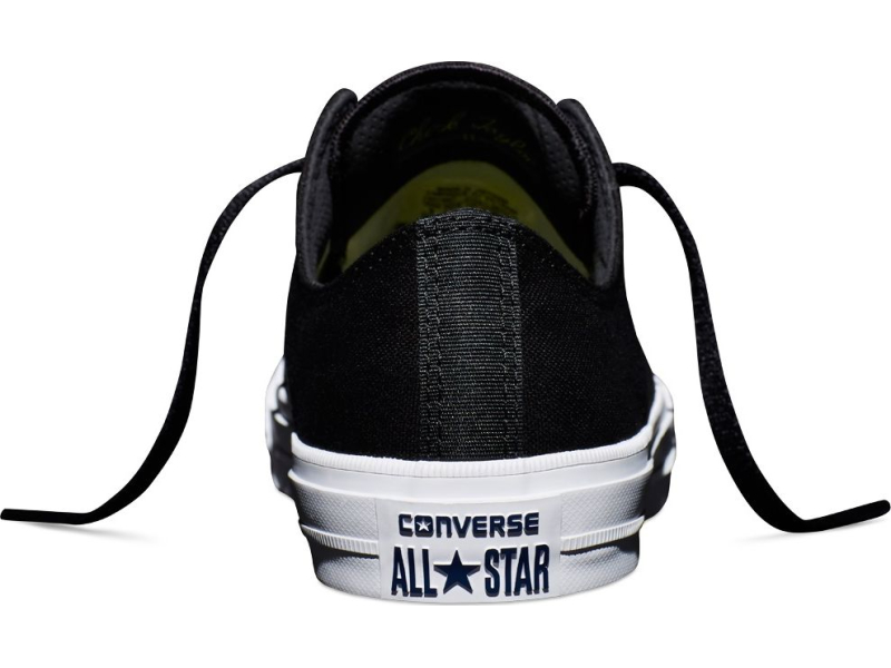 Converse Chuck Taylor All Star II Ox Black/White