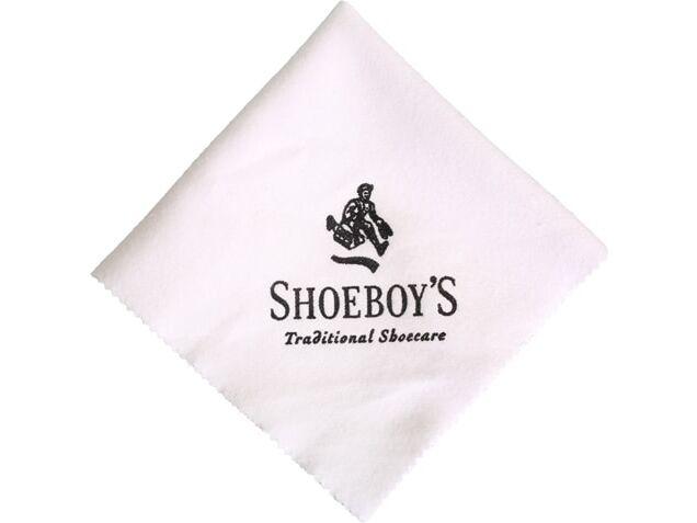 Shoeboy's Poliravimo ir valymo šluostė White