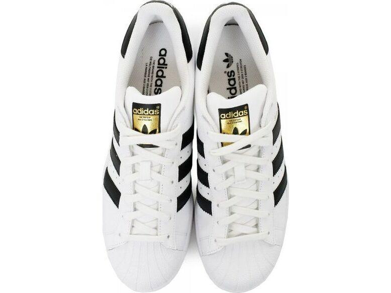 ADIDAS Superstar M Black/White