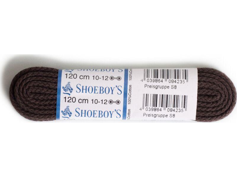 Shoeboy's Batų raišteliai (120CM) Brown