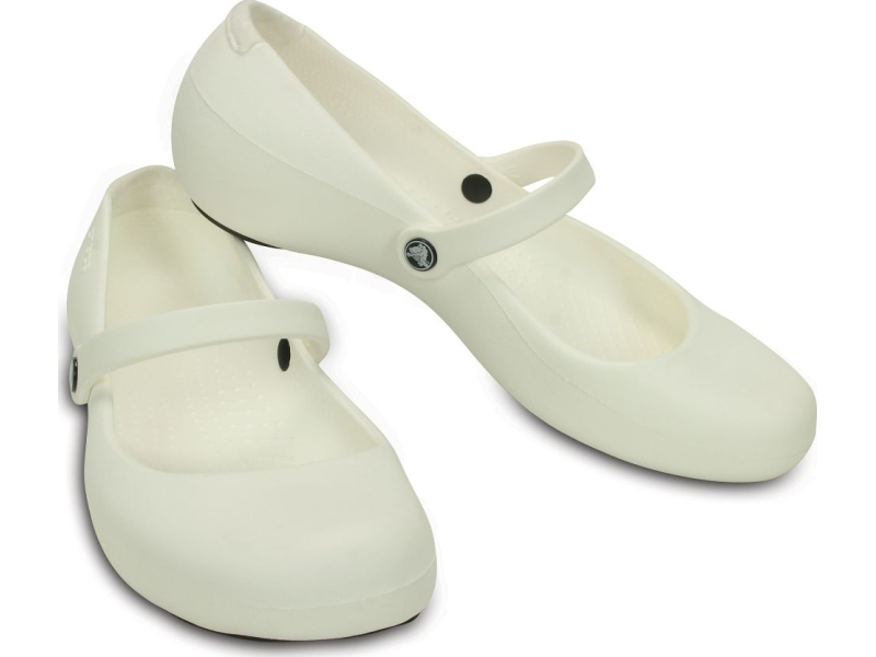 Crocs™ Alice Work White