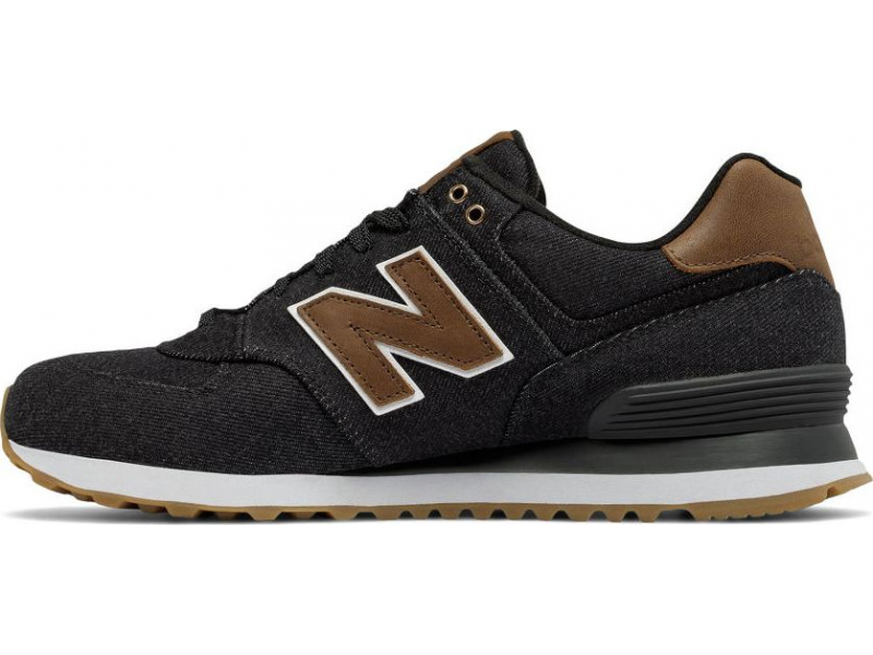 New Balance ML574 Black TXA