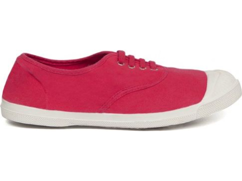 BENSIMON Tennis Lacets ROSE