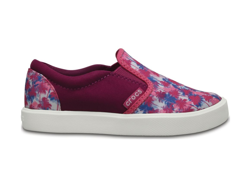 Crocs™ Citilane Novelty Slip-On Pink Palm