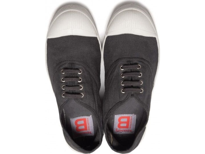 BENSIMON Tennis Lacets CARBONE
