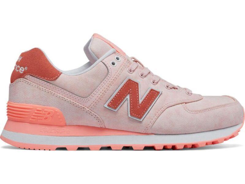 New Balance WL574 Pink SWA