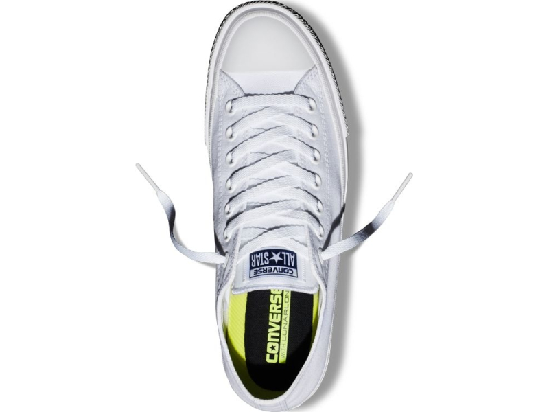 Converse Chuck Taylor All Star II Ox White/White