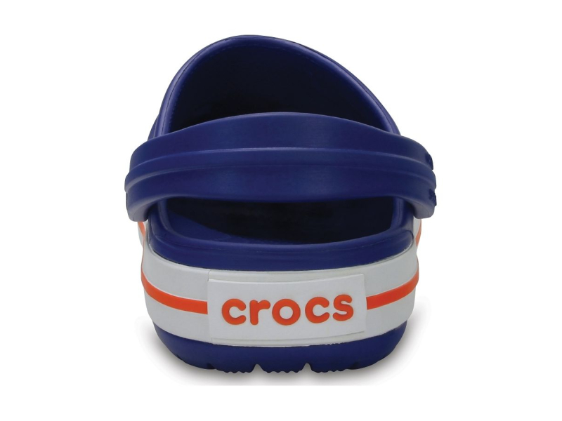 Crocs™ Kids' Crocband Clog Cerulean Blue