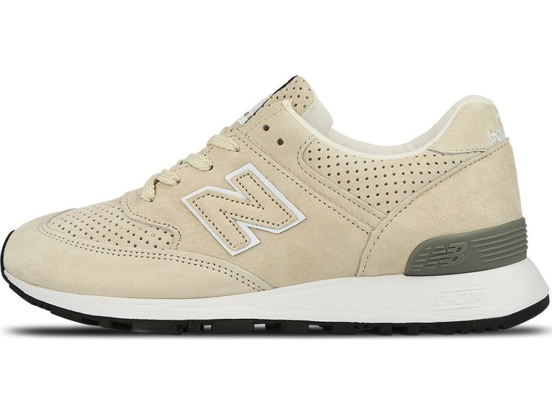 New Balance W576 Cream/White