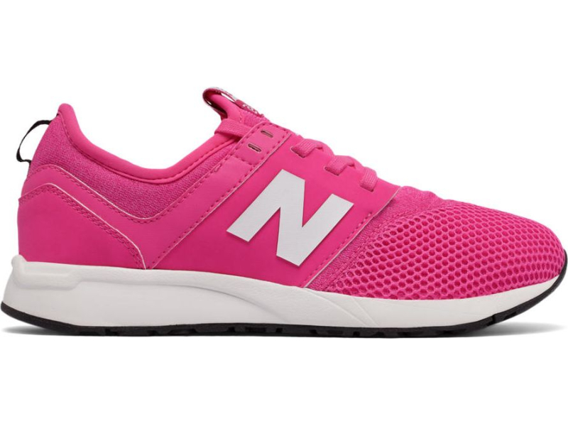 New Balance KL247 Pink/White