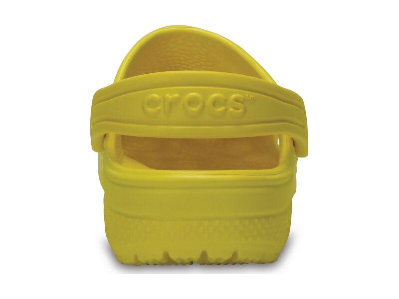 Crocs™ Kids' Classic Clog Lemon