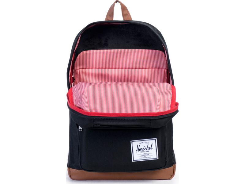 HERSCHEL Pop Quiz Black/Tan