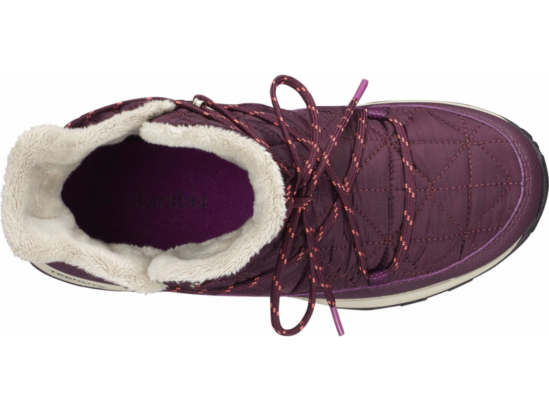 COLUMBIA Loveland Shorty Omni-Heat Purple Dahlia/Intense Violet