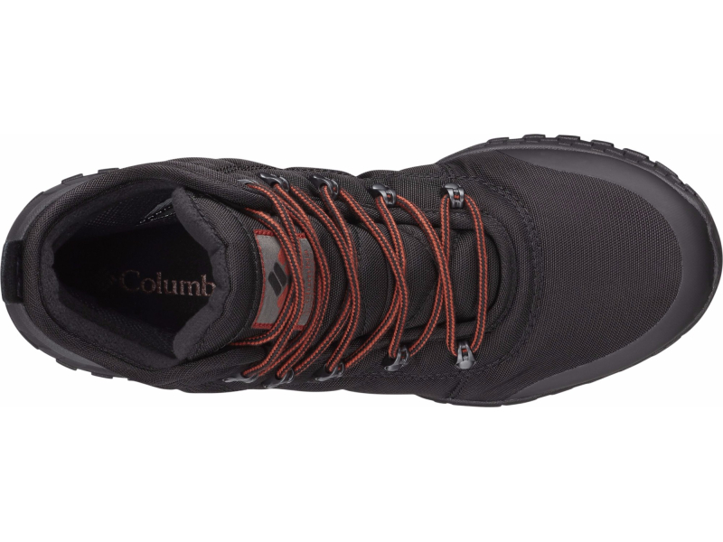 Columbia Fairbanks Omni-Heat Black/Rusty