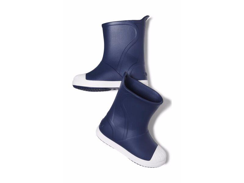 Crocs™ Bump It Boot Navy/Oyster