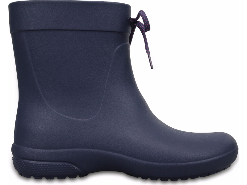 Crocs™ Freesail Shorty Rain Boot Navy