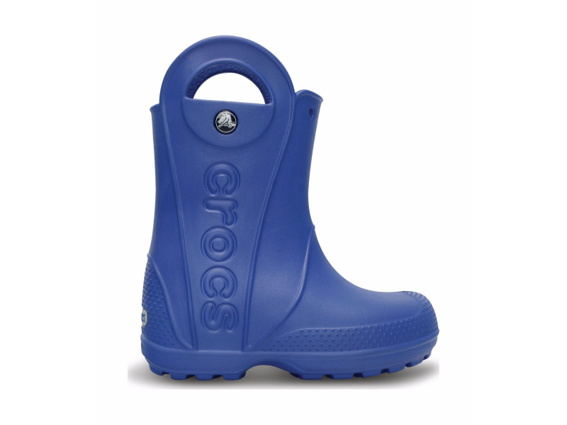 Crocs™ Kids' Handle It Rain Boot Sea blue