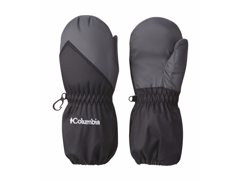 Columbia Toddler Chippewa Long Mitten Black/Graphite