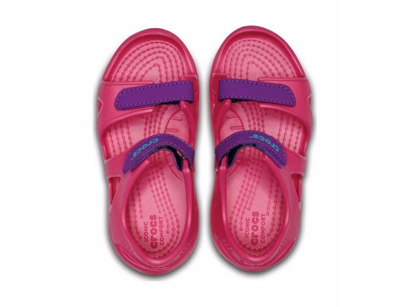 Crocs™ Kids' Swifwater River Sandal Paradise Pink/Amethyst