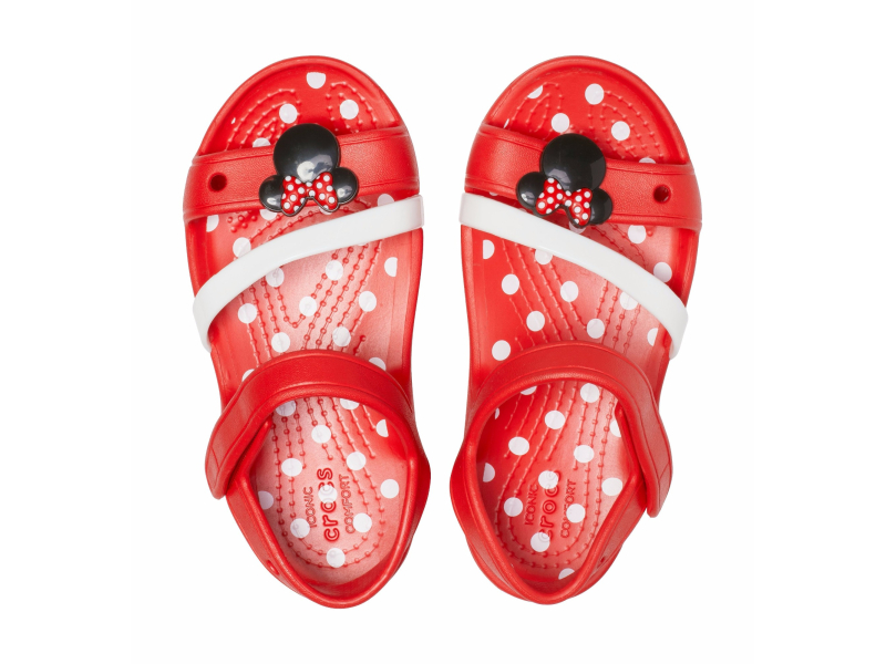 Crocs™ Lina Minnie Sandal Flame