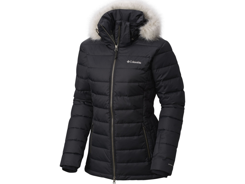Columbia Ponderay Jacket Black