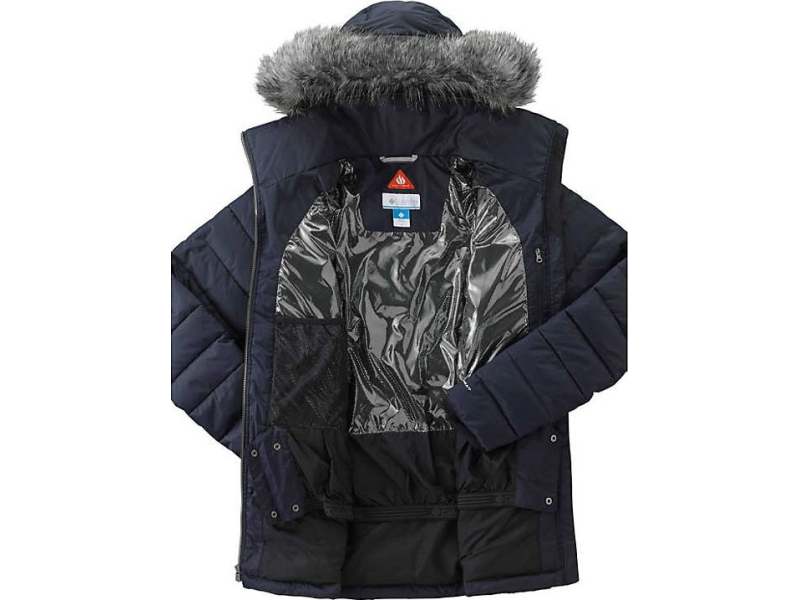 Columbia Ponderay Jacket Abyss