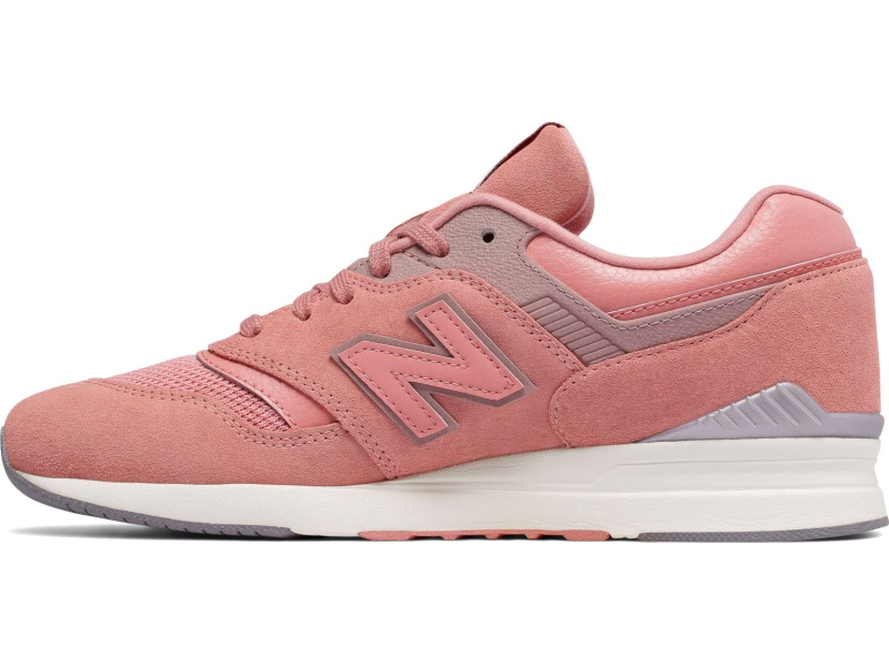 New Balance WL697 Leather Copper Rose