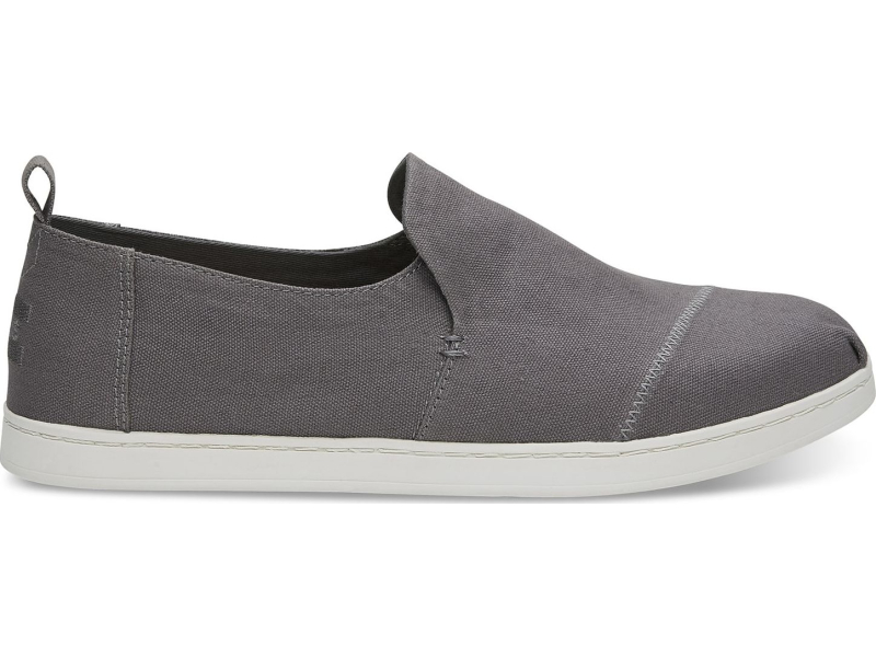 TOMS Canvas Men's Deconstructed Alpargata Shade