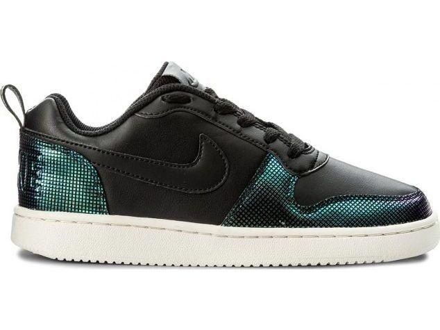 Nike Court Borough SE Black/Dark Grey/Sail
