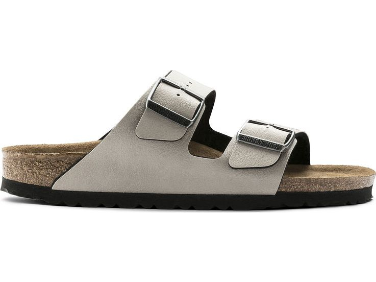 Birkenstock Arizona Pull Up Vegan Pull Up Stone VEG