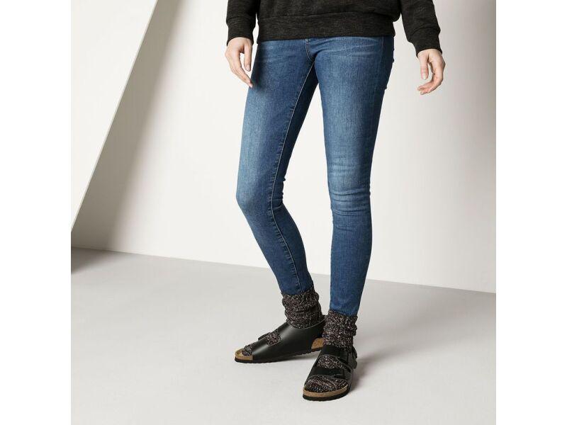 Birkenstock Milano Smooth Leather Black