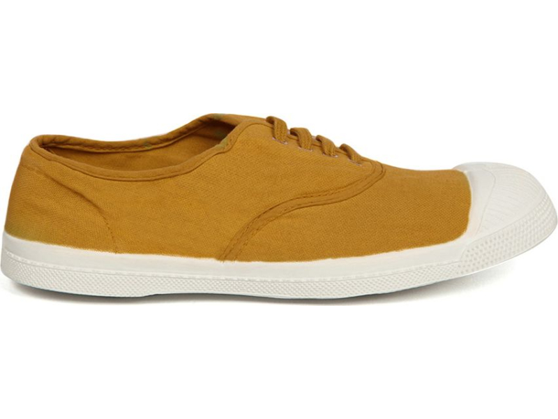 BENSIMON Tennis Lacets Yellow C15B