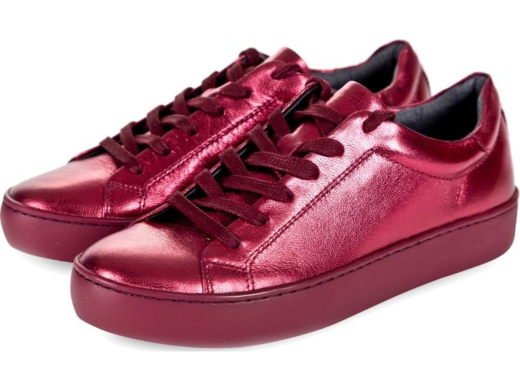 Vagabond Zoe 4426-001 Wine Metallic