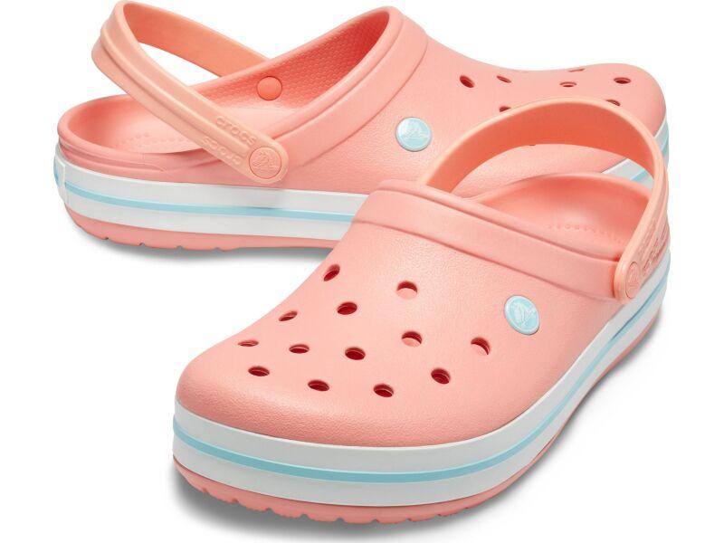 Crocs™ Crocband™ Melon/Ice Blue