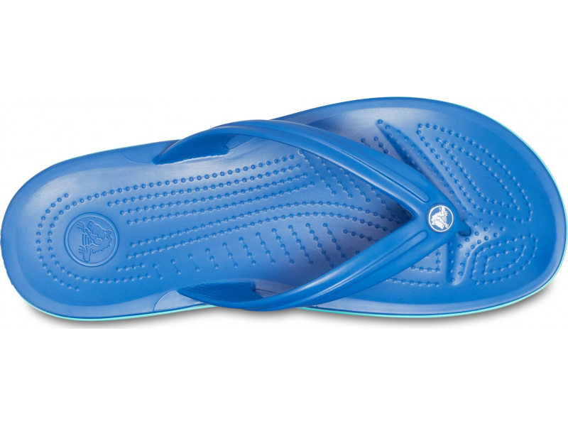 Crocs™ Crocband™ Flip Blue Jean/Pool