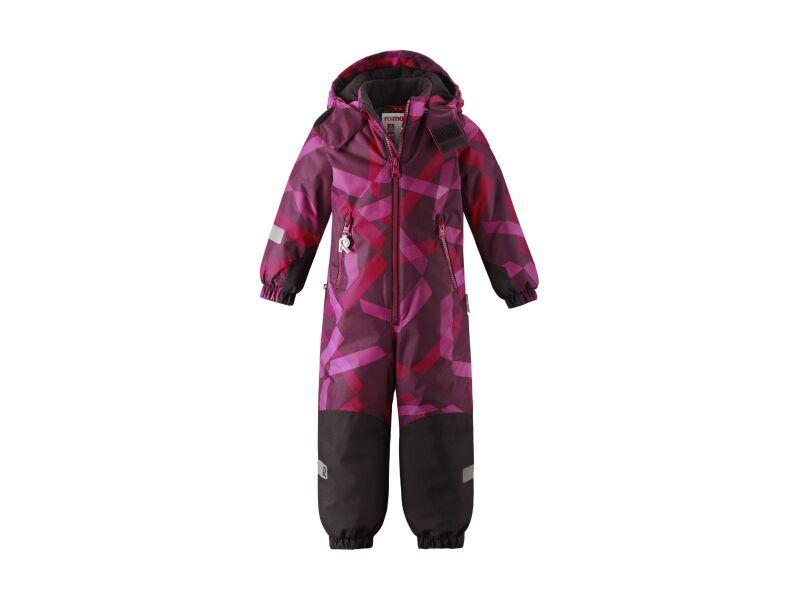 REIMA Snowy 520225B Cranberry Pink