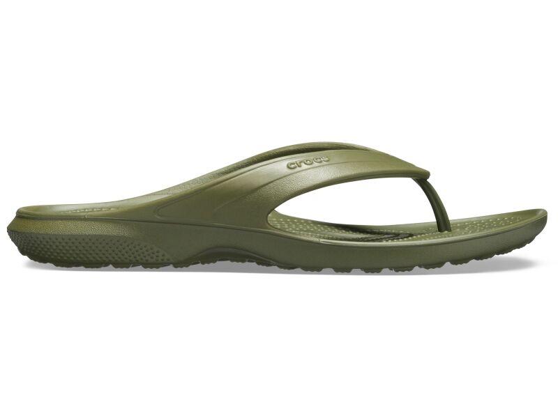Crocs™ Classic Flip Army Green