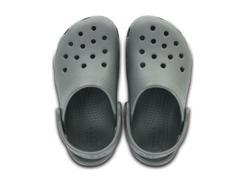 Crocs™ Kids' Classic Clog Slate Grey