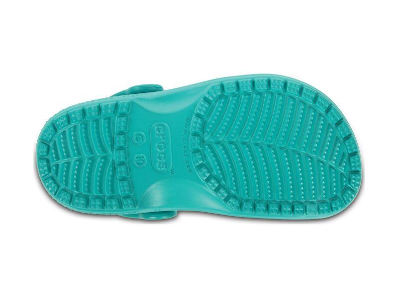 Crocs™ Kids' Classic Clog Tropical Teal