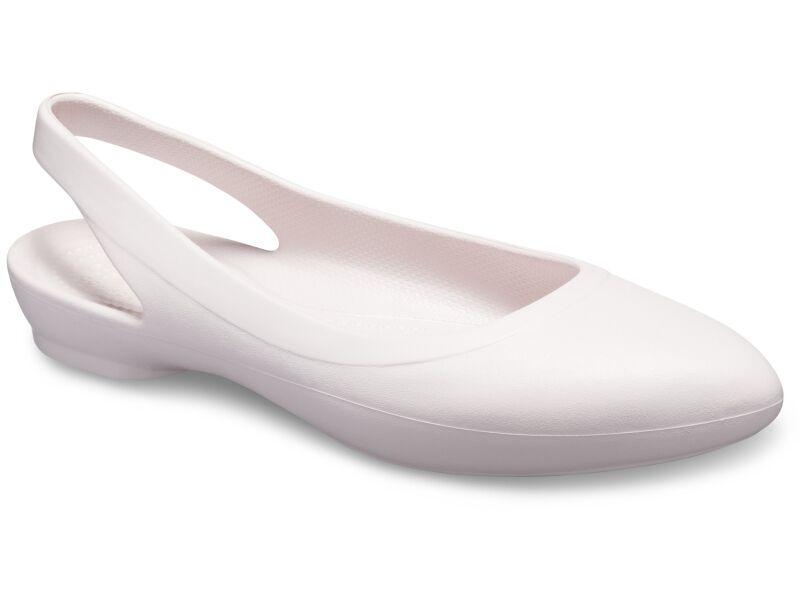 Crocs™ Eve Slingback Barely Pink
