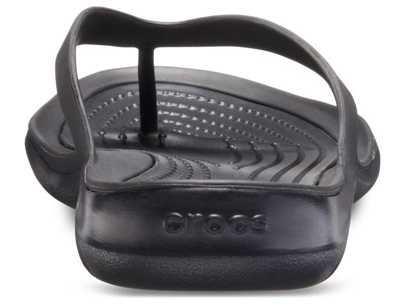 Crocs™ Women's Swiftwater Flip Black/Black