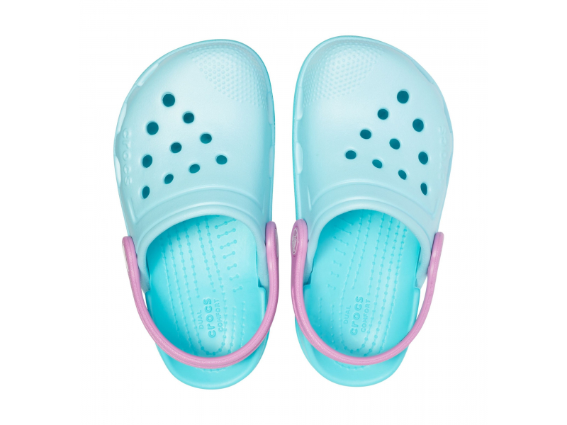 Crocs™ Electro III Clog Ice Blue/Pool