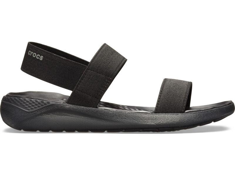 Crocs™ Women's LiteRide Sandal Black/Black