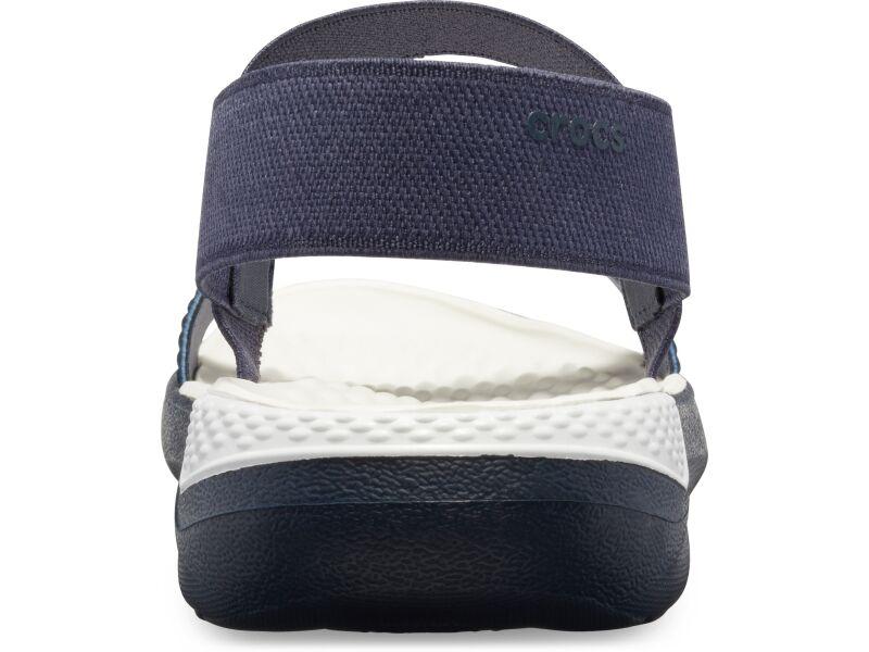 Crocs™ Women's LiteRide Sandal Navy Colorblock/Navy