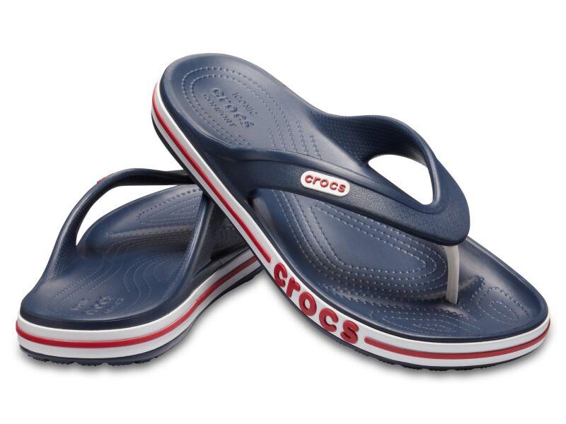 Crocs™ Bayaband Flip Navy/Pepper